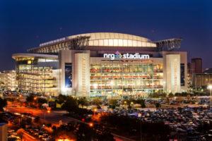 NRG Stadium Home of Houston Super Bowl LI