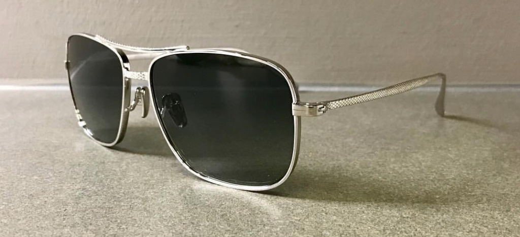 TD Tom Davies Limited Edition Silver .925 sunglasses