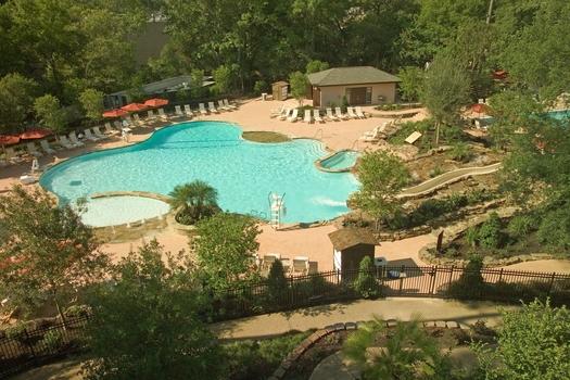 Houstonian Hotel, Resort Pool and Spa