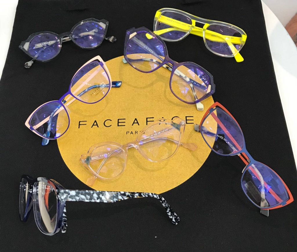 Face-A-Face Collection at Vision Expo 2018