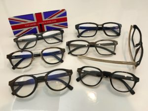 Vision Expo 2018 Tom Davies Collection