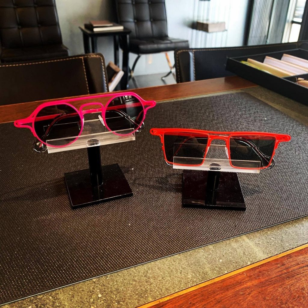 Theo Sunglasses at Theo Trunk Show at Eye Elegance Montrose